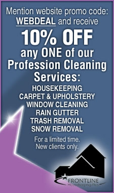 Spokane House Cleaning Web Coupon